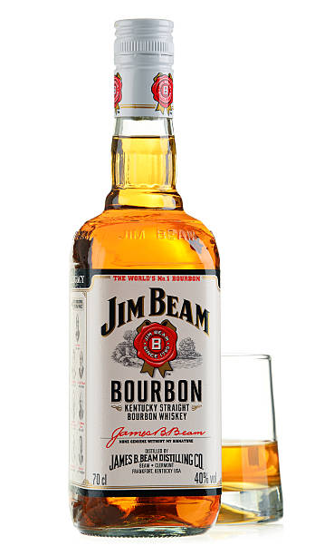 royalty free jim beam whisky bottle bourbon whisky pictures images