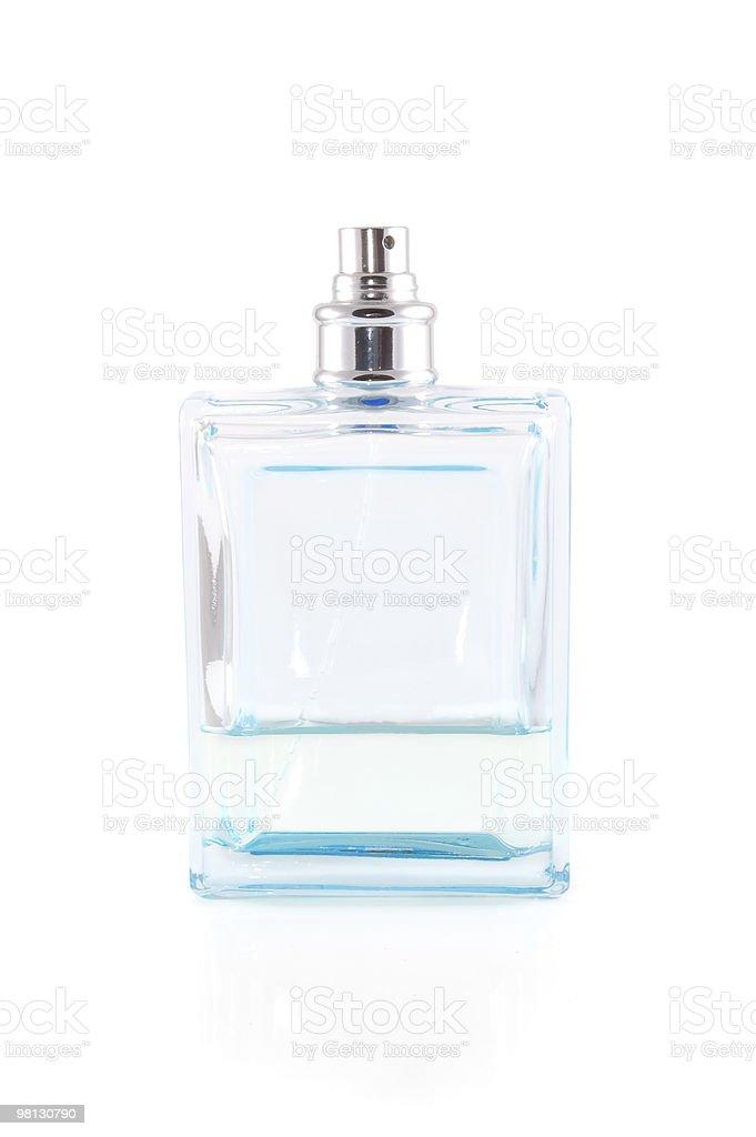 Bottiglia di profumo foto stock royalty-free