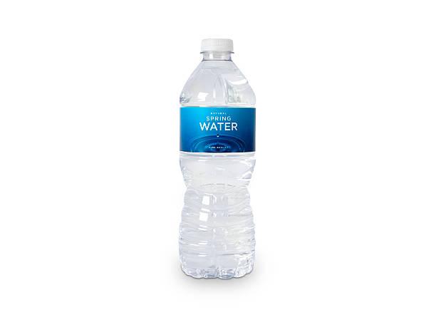 garrafa de água mineral (fictícias - sports water bottle - fotografias e filmes do acervo