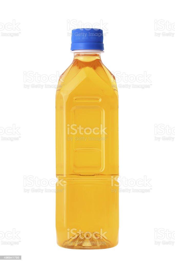 Botella de té - foto de stock