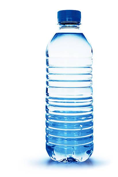 Flasche Wasser – Foto