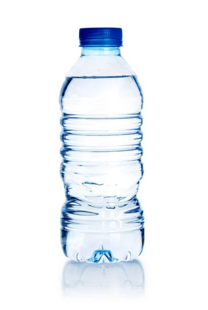 Botella de agua - foto de stock