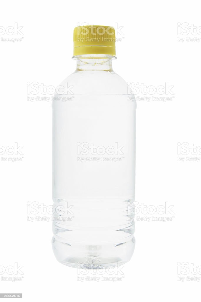 Bottle of Water royalty free stockfoto