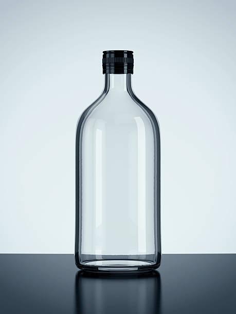Flasche auf Etage – Foto