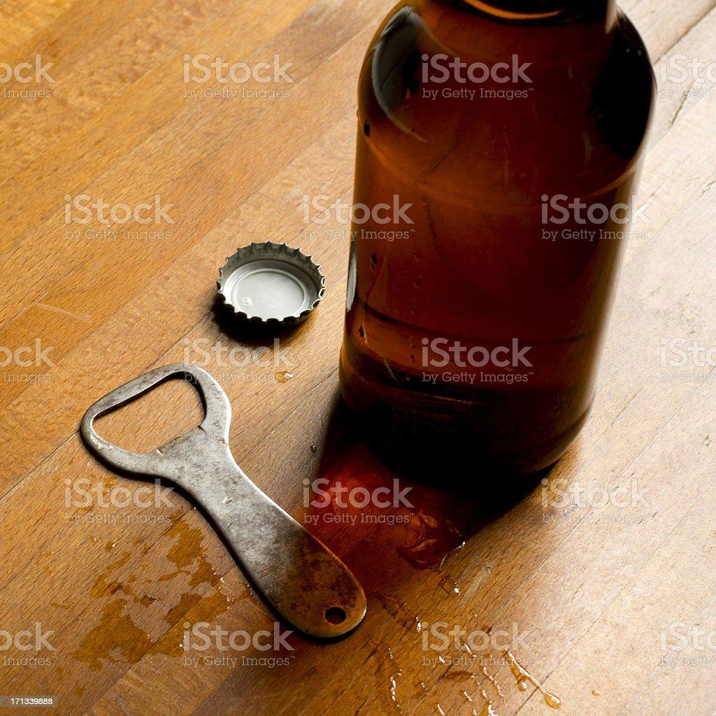 Bottle Opener stock photo