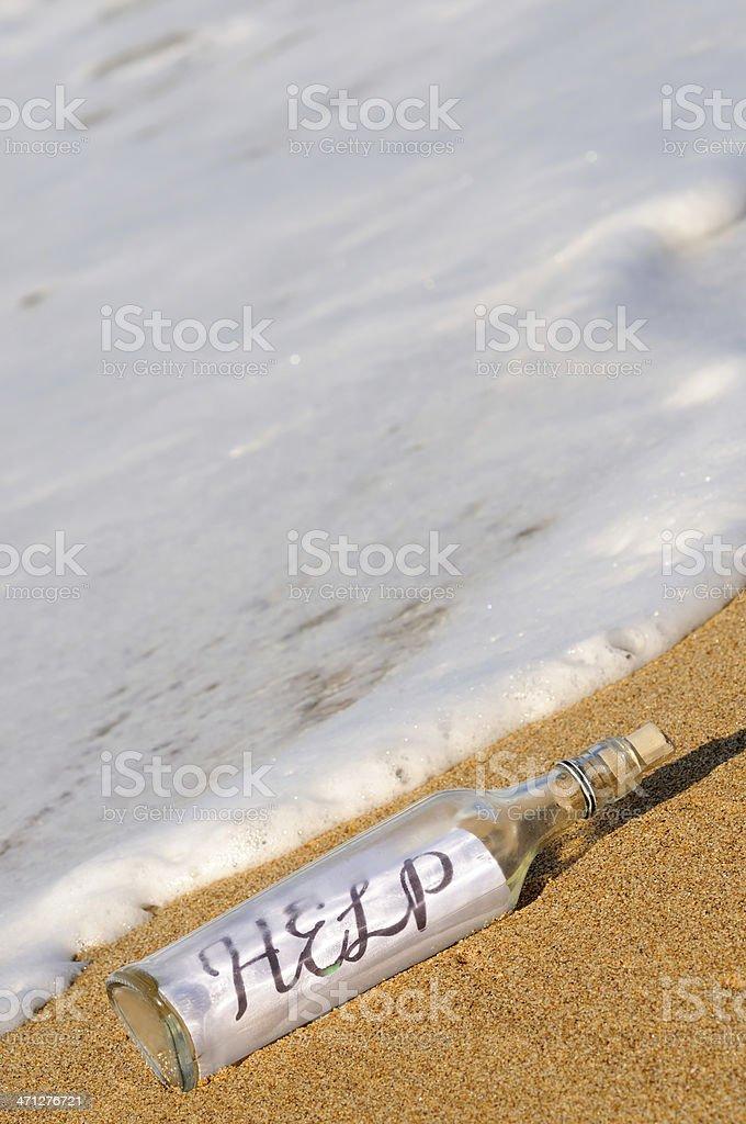 Bottle royalty-free stock photo