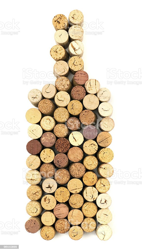 Bottle - Royalty-free Afbeelding Stockfoto