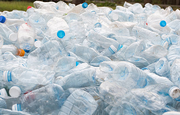 bottle recycling - pet bottles bildbanksfoton och bilder