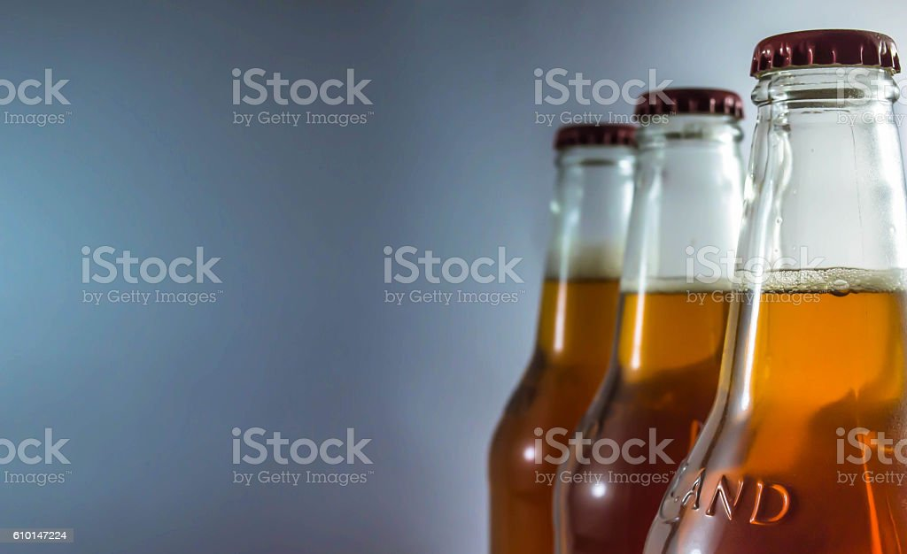 bottle tops stock photo