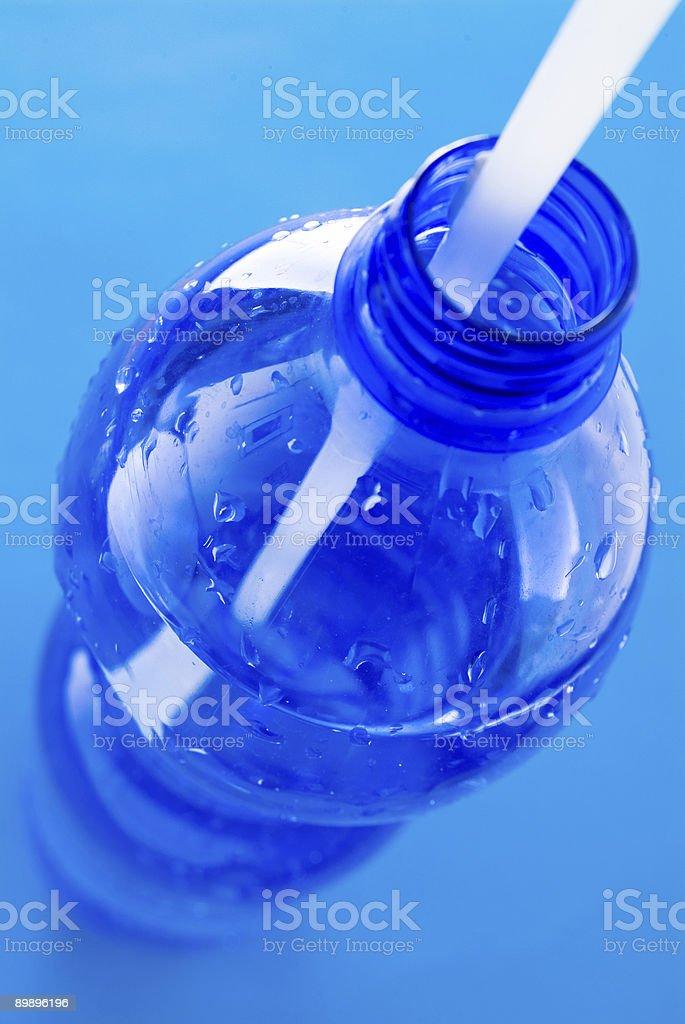 Бутылка воды Стоковые фото Стоковая фотография