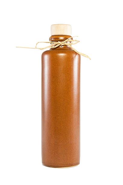 Flasche mit Aromaöl – Foto