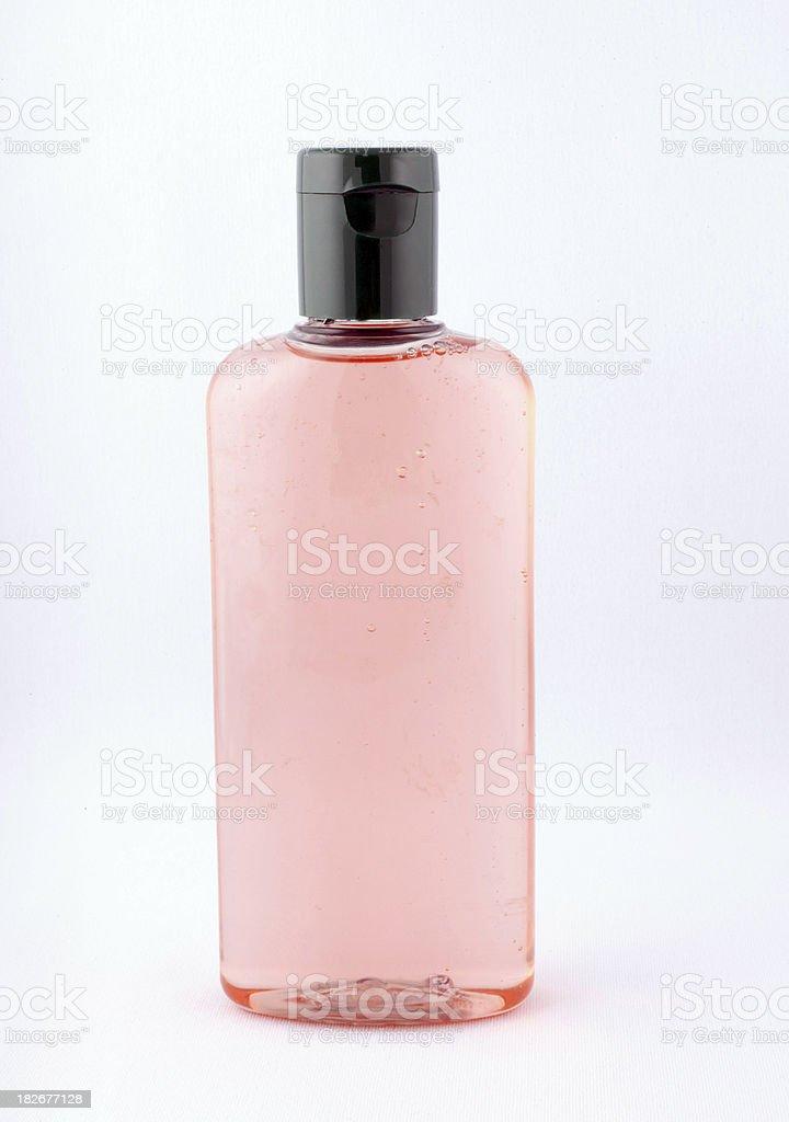 bottled up stock photo