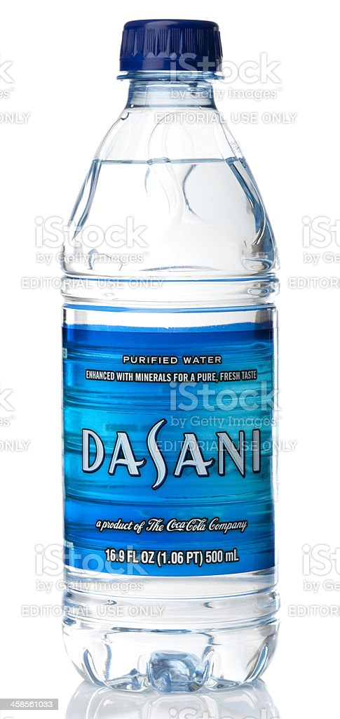 Dasani Water Bottle Isolated Pictures, Images and Stock Photos