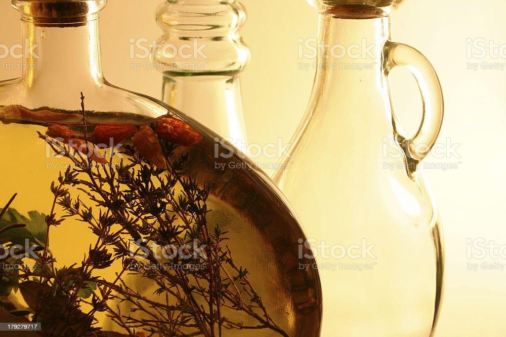 Bottles 1 royalty-free stock photo