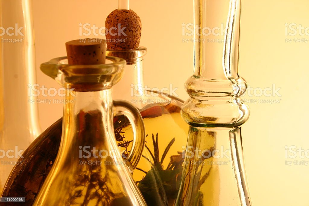 Bottles 5 royalty-free stock photo
