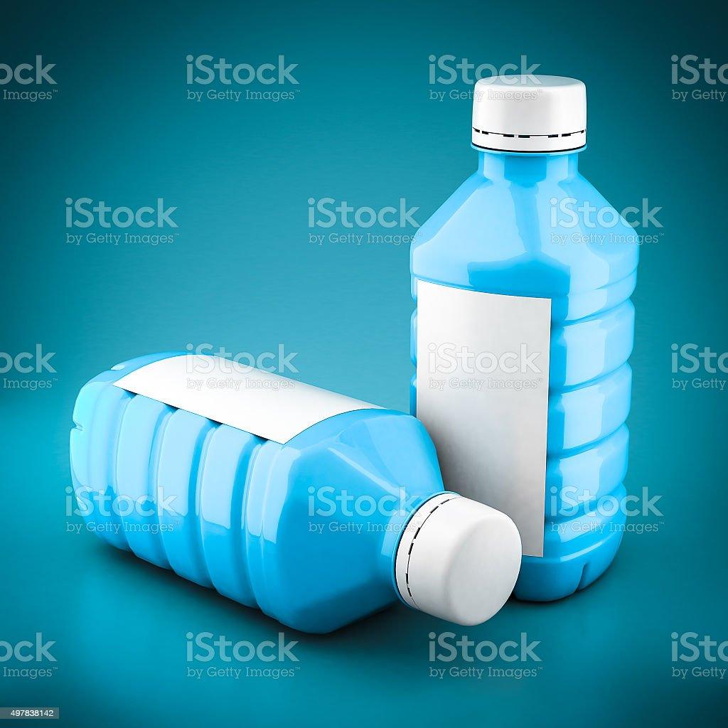 Flaschen Wasser – Foto