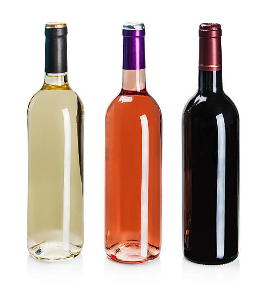 Flaschen Wein verschiedenen – Foto