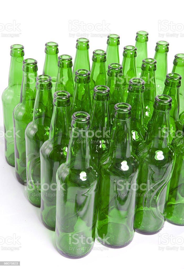 Bottiglie di foto stock royalty-free
