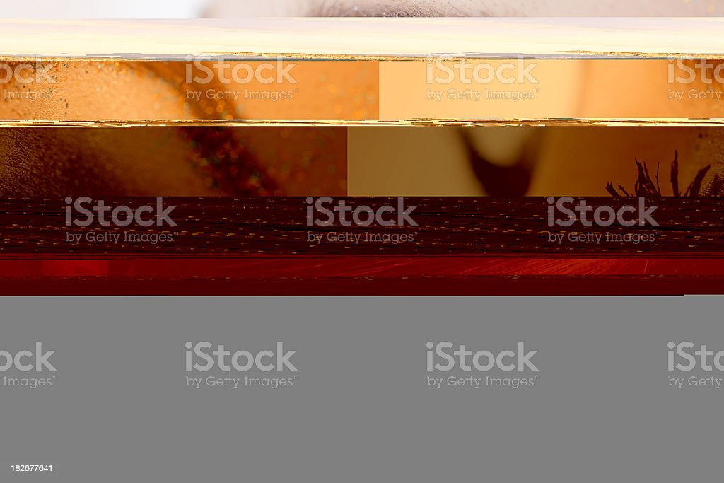 Bottles with cocaine, heroine in an old pharmacy - Royalty-free Alchemy Stock Photo