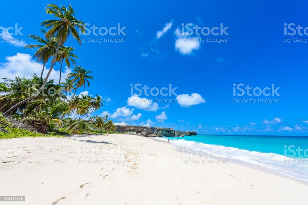 Explore The Beauty Of Caribbean: Bottom Bay Barbados Paradise Beach On The Caribbean Island