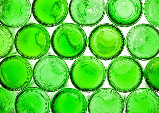 Bas de la bière botels motif. - Photo