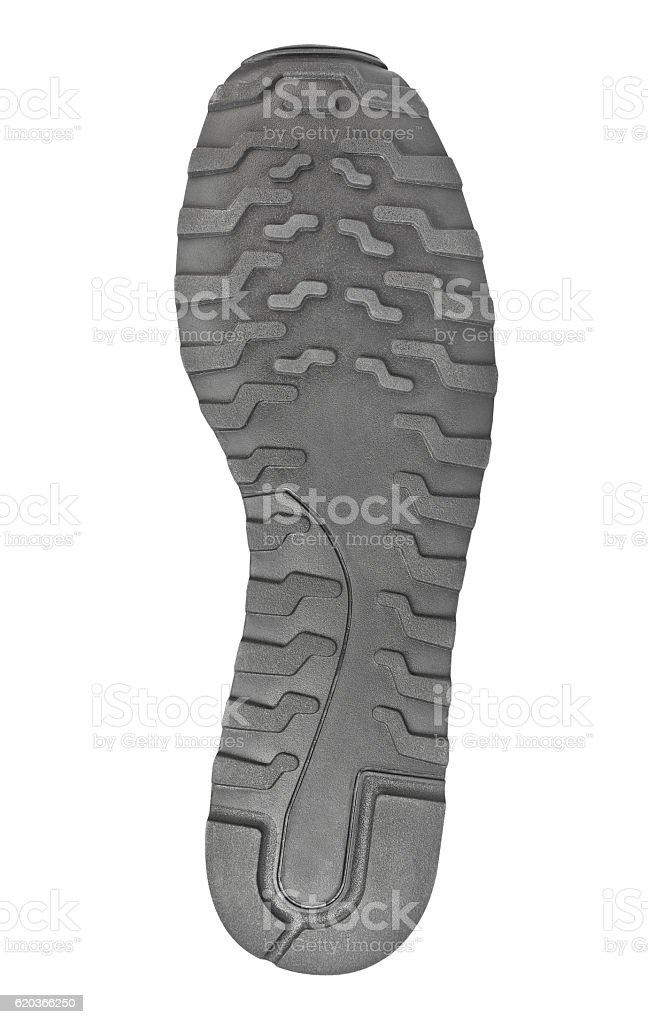 Fundo de sapatos de desporto foto de stock royalty-free