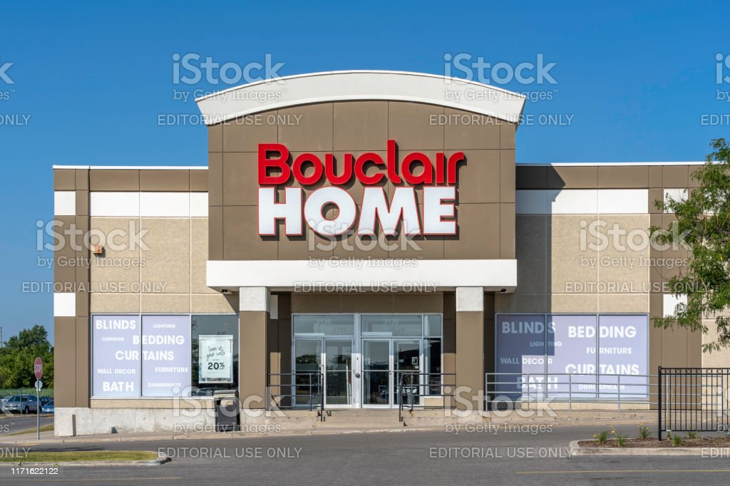 Bouclair Home Storefront In Markham Ontario Canada Stock Photo Download Image Now Istock