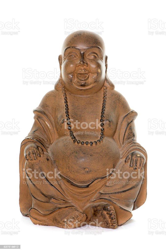 boudha statue in studio stock photo