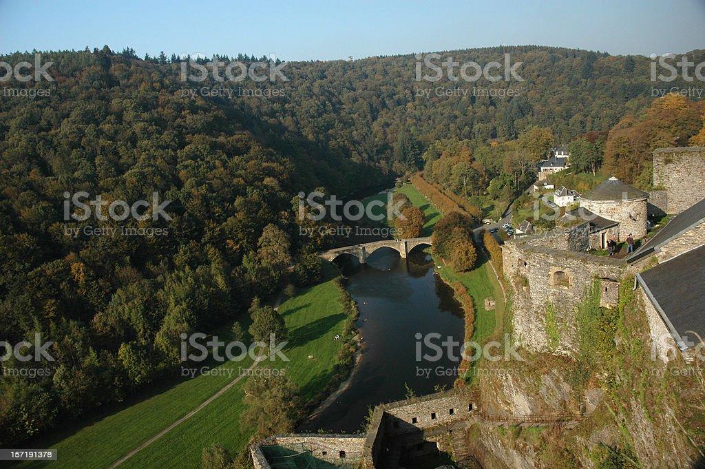 Bouillon Castle belge Ardenne Belgique - Photo