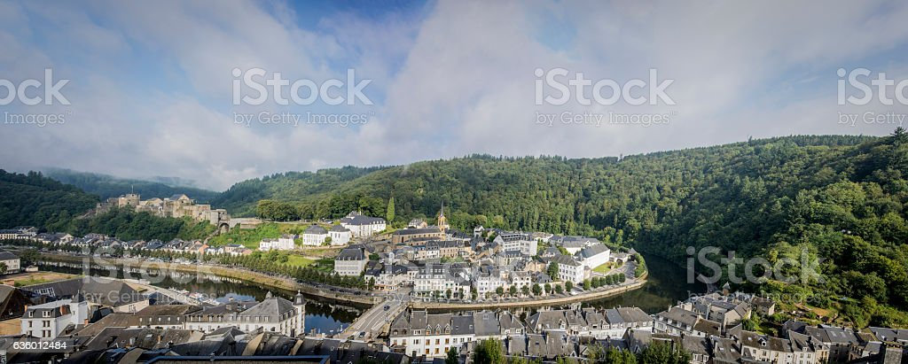 Bouillon Panorama - Photo