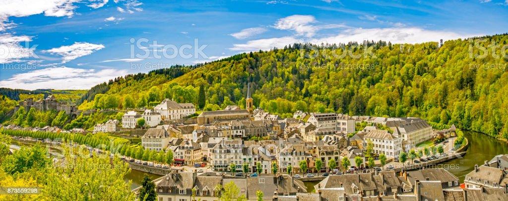 Bouillon, village en Belgique - Photo