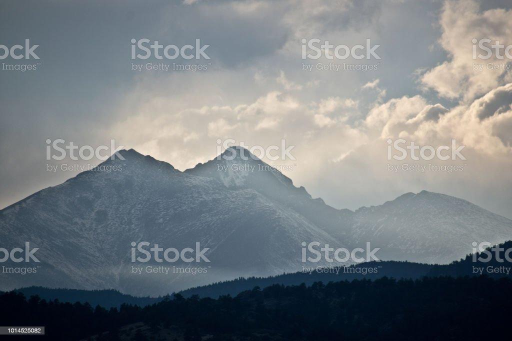 科羅拉多博爾德-山頂和洛磯山國家公園圖像檔