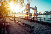 istock A boulevard next to the river Thames 1133845967