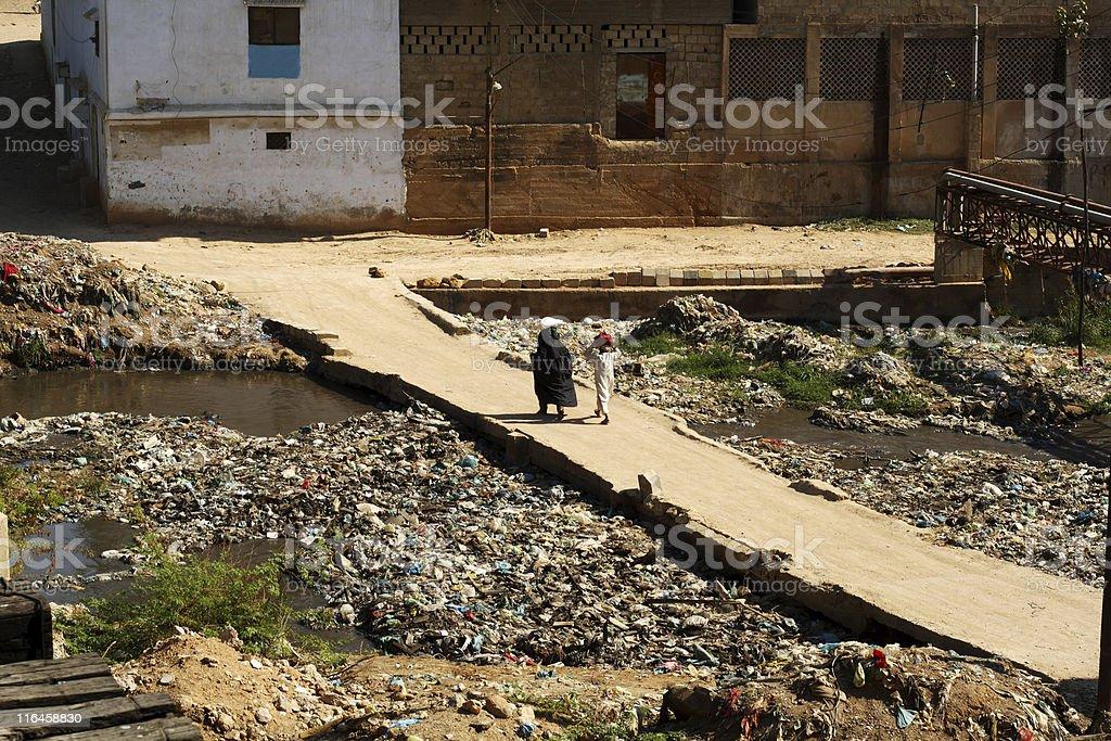 Boulevard of Broken Dreams royalty-free stock photo