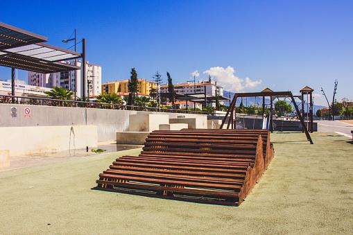 Boulevard San Pedro De Alcantara Stock Photo - Download Image Now