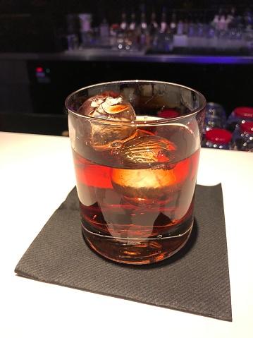 Cocktail in Zurich