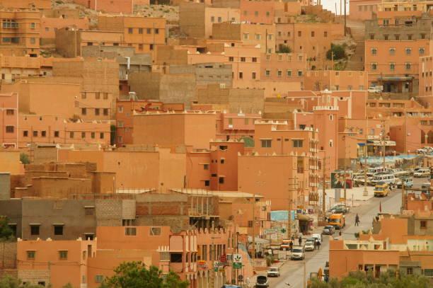 Oasenband Dades, Marokko – Foto
