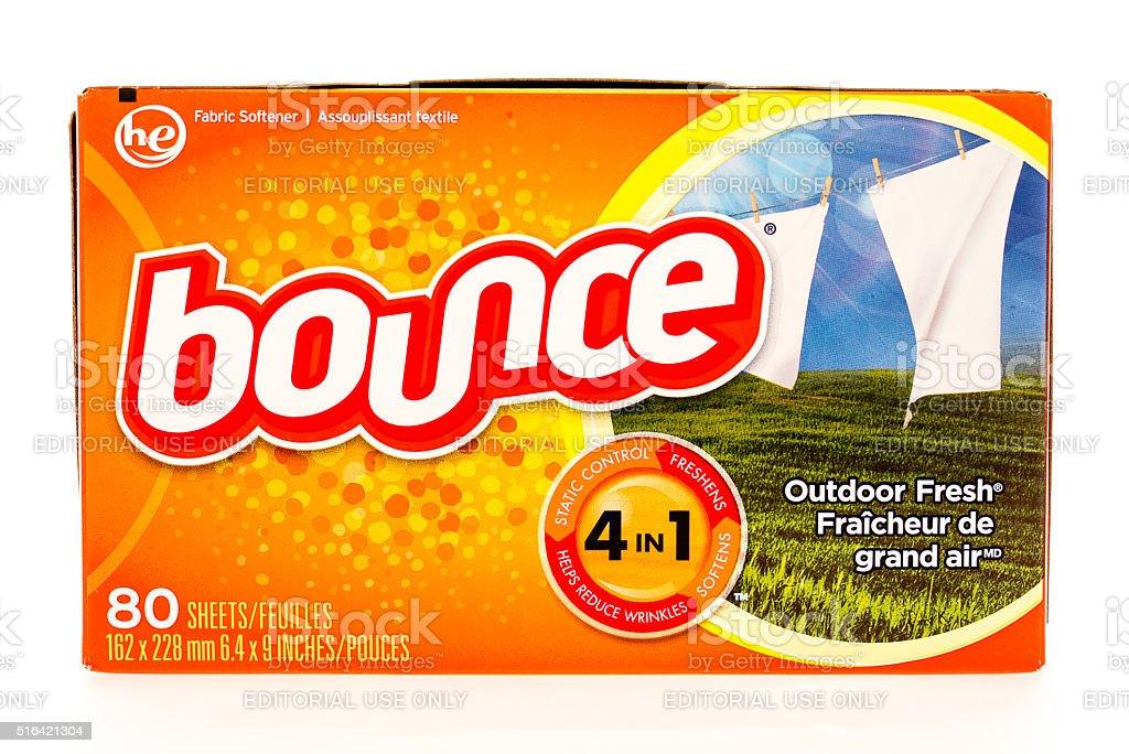 Bounce stock photo