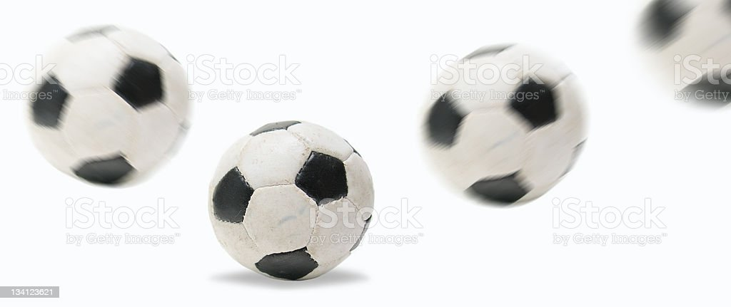 Bouncing Ball royalty-free stock photo