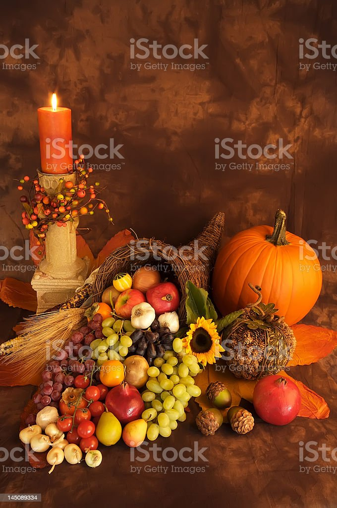 Bountiful Harvest royalty-free stock photo
