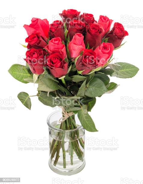 Bouquet of beautiful red roses in vase isolated on white background picture id905526972?b=1&k=6&m=905526972&s=612x612&h=gcqua3jdkbp wzwcm o9nqlmm5szqre7qhffhvy7d9a=