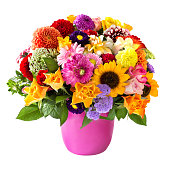 istock Bouquet of flowers 1091271058