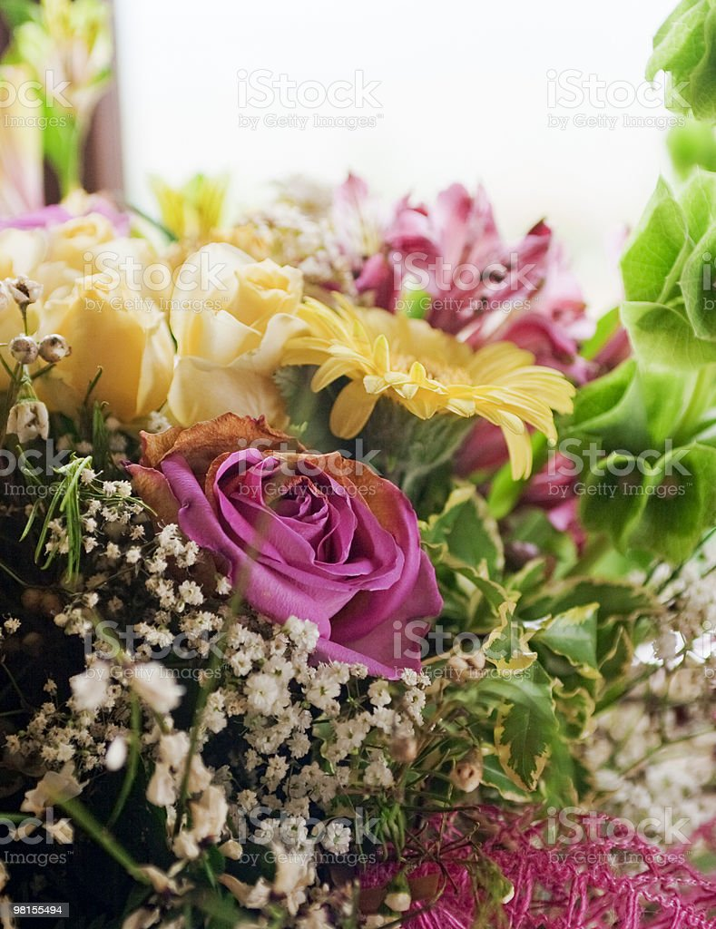 Bouquet of flowers. royalty-free stock photo