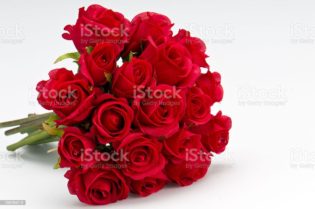 Bouquet of roses​​​ foto