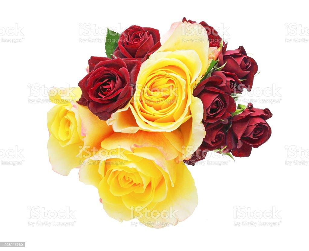 Buquê de rosas  foto royalty-free