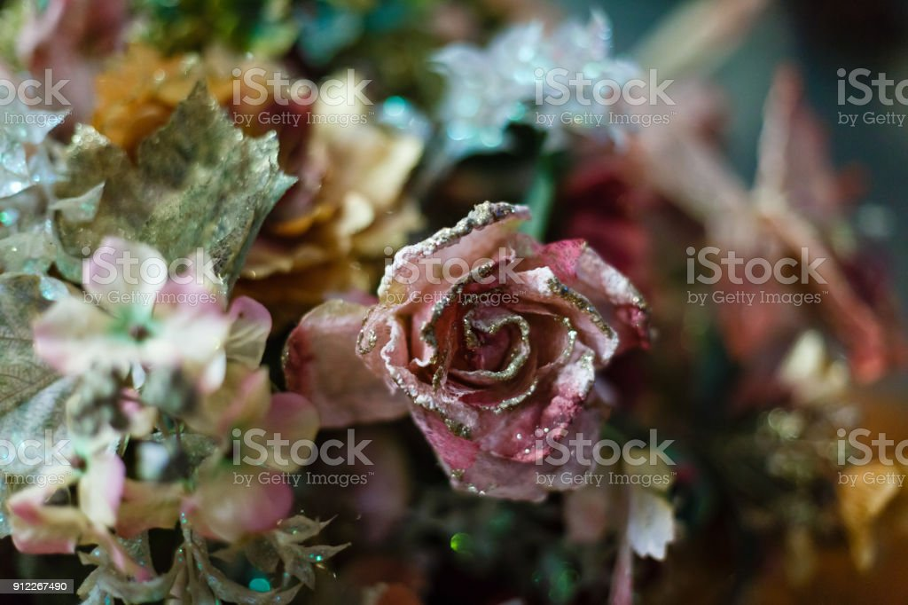 A Bouquet Of Yellow And White Flowers Set On A Black Background This ...