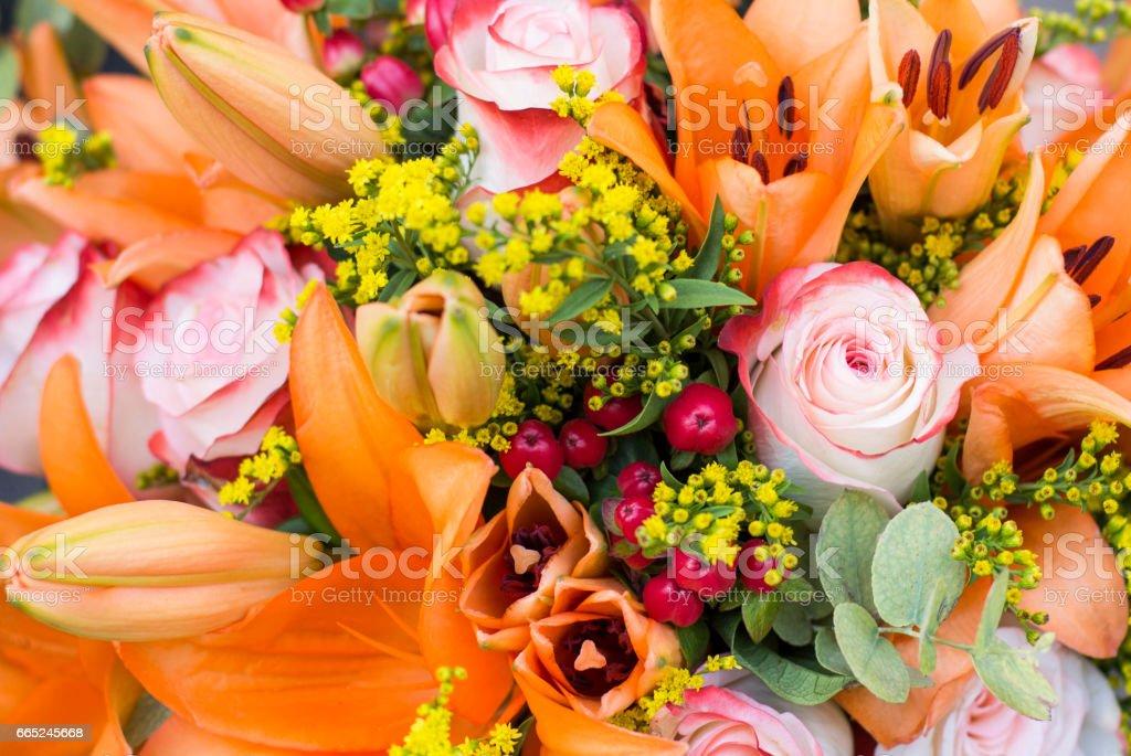 Bouquet formel - Photo