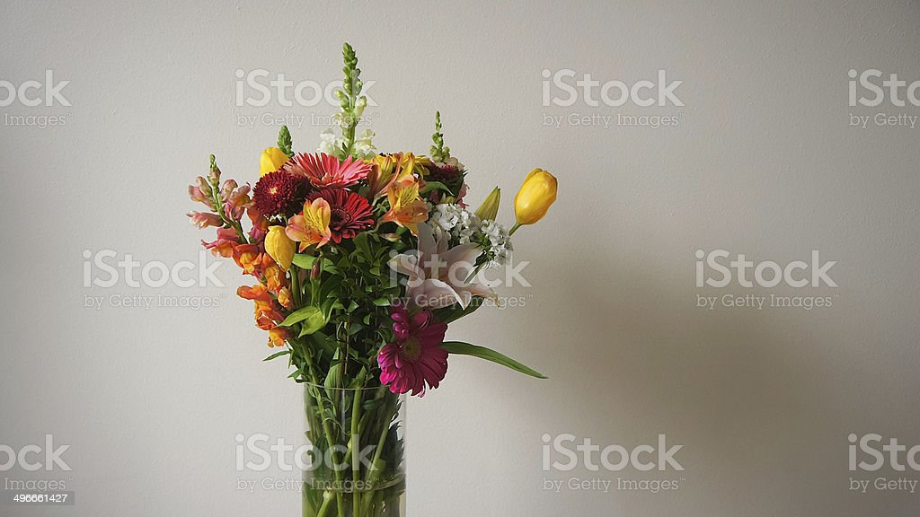 Bouquet Still Life 1 stock photo