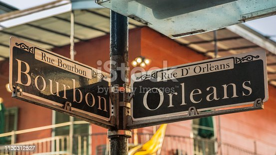 Street, Bourbon Street - New Orleans, New Orleans, Alcohol, French Quarter