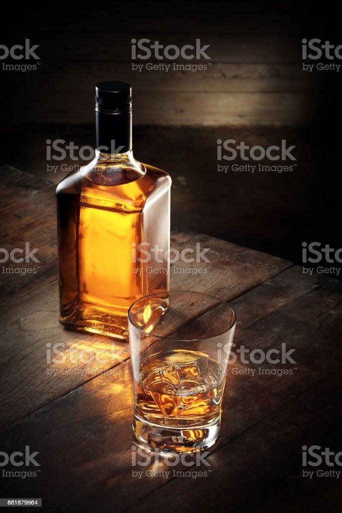 bourbon stock photo